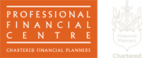 PFC logo plus Chartered Financial Planners logo